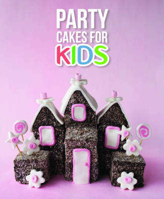 Party Cakes for Kids (Paperback)