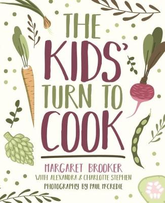The Kids' Turn to Cook (Paperback)