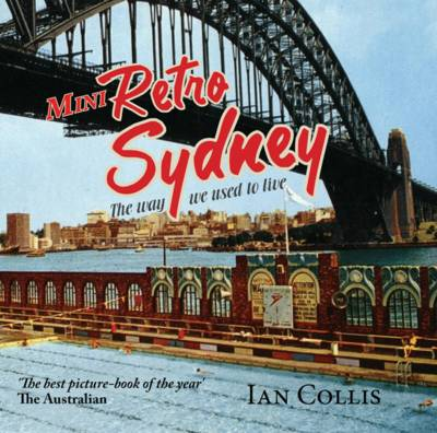 Mini Retro Sydney (Hardback)