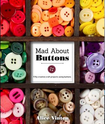 Mad About Buttons (Paperback)