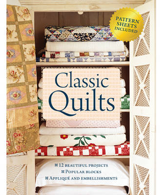 Classic Quilts (Paperback)