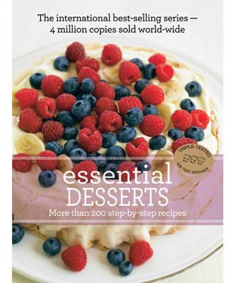 Essential Desserts (Paperback)