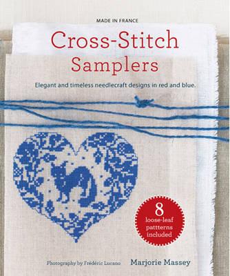 Cross-stitch Samplers - Made in France (Hardback)