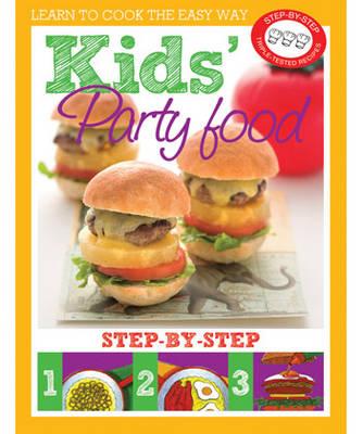 Kids' Party Food (Paperback)