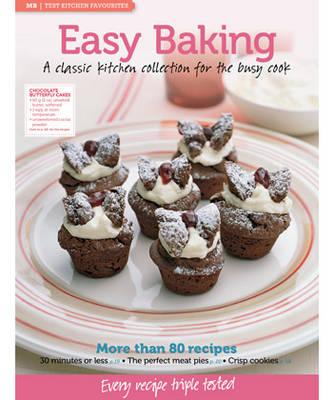 MB Test Kitchen Favourites: Easy Baking - MB Test Kitchen Favourites (Paperback)