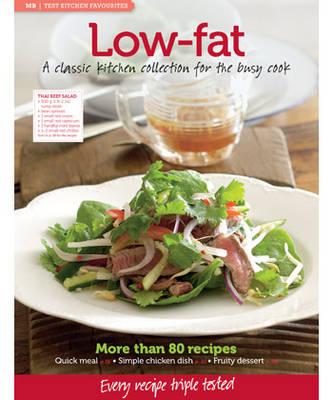 Mb Test Kitchen Favourites: Low-Fat (Paperback)