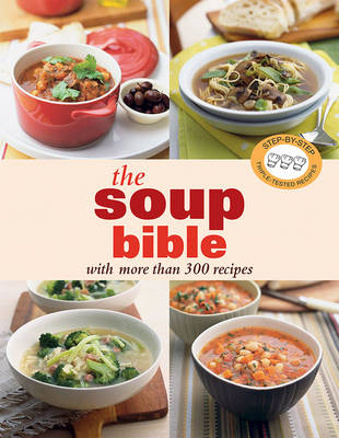 The Soup Bible (Paperback)