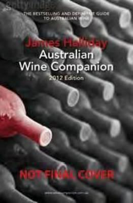 James Halliday Australian Wine Companion 2012 (Paperback)