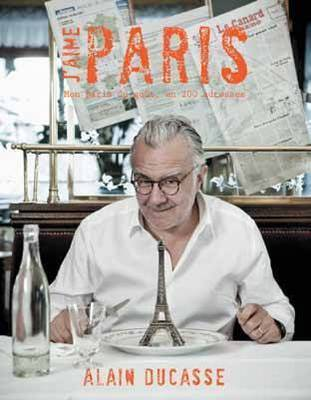 J'aime Paris: A taste of Paris in 200+ culinary destinations (Hardback)