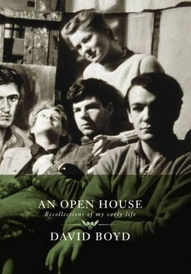 Open House: Recollections of My Early Life (Hardback)