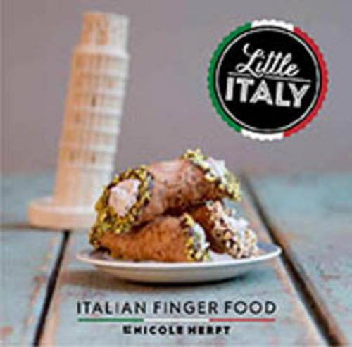 Little Italy: Italian Finger Food (Hardback)