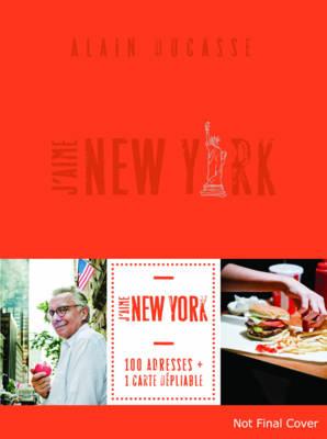 J'aime New York City Guide (Paperback)