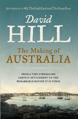 The Making of Australia (Paperback)