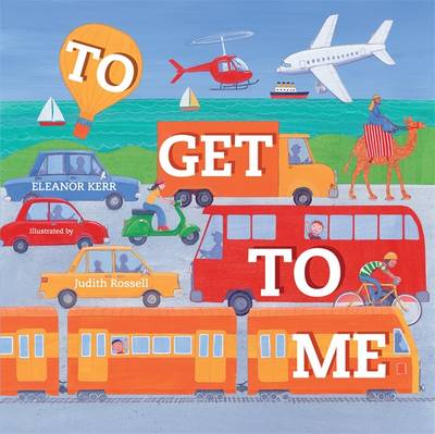 To Get To Me (Hardback)