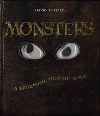 Monster Pop Up (Hardback)