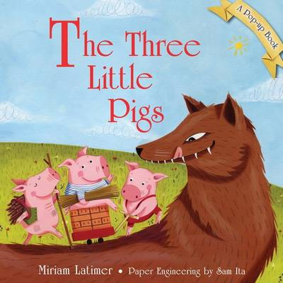 Classic Pop Up Fairytales: Three Little Pigs (Hardback)