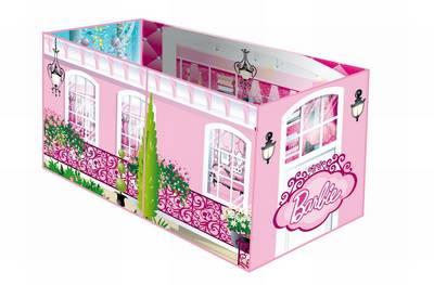 Barbie Dreamhouse Convertible (Board book)