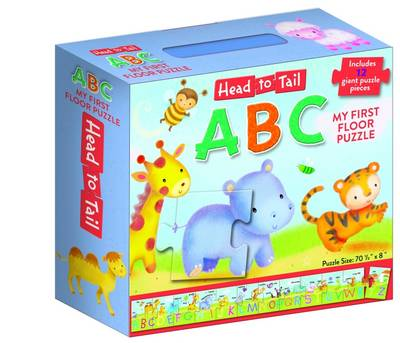 Head to Tail ABC Floor Puzzle