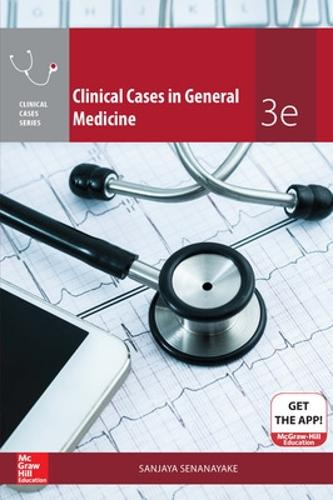 Clinical Cases in General Medicine (Paperback)