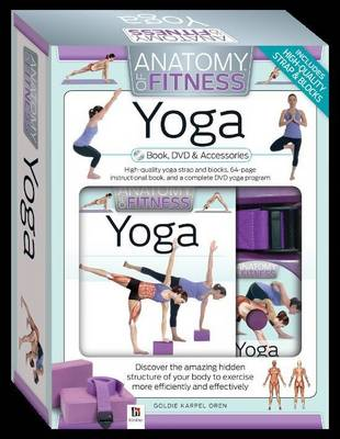 Yoga Anatomy of Fitness Book DVD and Accessories (PAL) by Hinkler ...