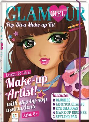 Glamour Girl Pop Diva Make-up Kit - Glamour Girl (Hardback)