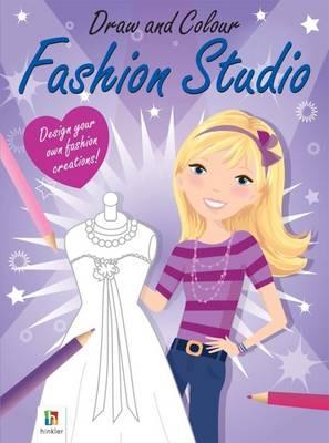 Purple - Fashion Studio (Paperback)
