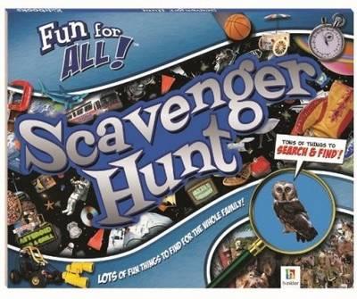 Fun for All: Scavenger Hunt (Paperback)