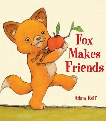 Fox Makes Friends - Bonney Press Series 1 (Paperback)