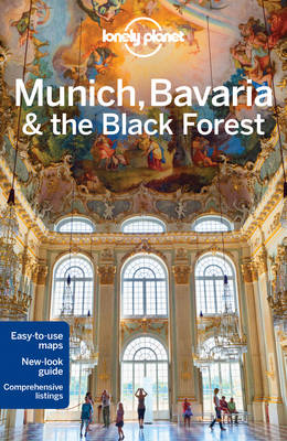 Lonely Planet Munich, Bavaria & the Black Forest - Travel Guide (Paperback)
