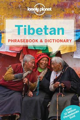 Lonely Planet Tibetan Phrasebook & Dictionary - Phrasebook (Paperback)