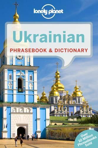 Lonely Planet Ukrainian Phrasebook & Dictionary - Phrasebook (Paperback)