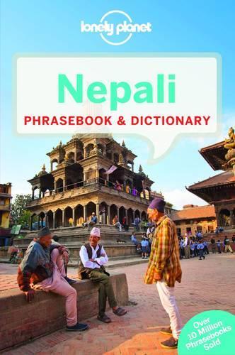 Lonely Planet Nepali Phrasebook & Dictionary - Phrasebook (Paperback)
