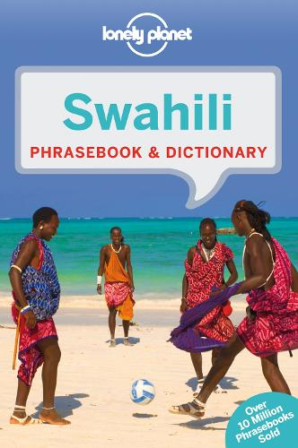 Lonely Planet Swahili Phrasebook & Dictionary - Phrasebook (Paperback)