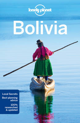 Lonely Planet Bolivia - Travel Guide (Paperback)