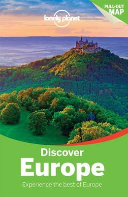 Lonely Planet Discover Europe - Travel Guide (Paperback)