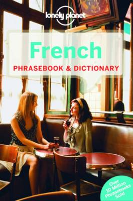 Lonely Planet French Phrasebook & Dictionary - Phrasebook (Paperback)