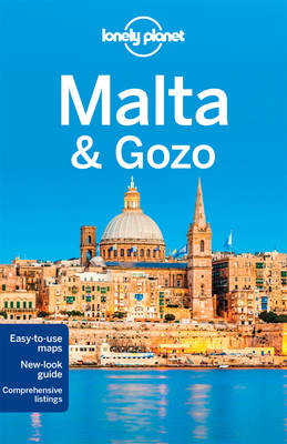 Lonely Planet Malta & Gozo - Travel Guide (Paperback)