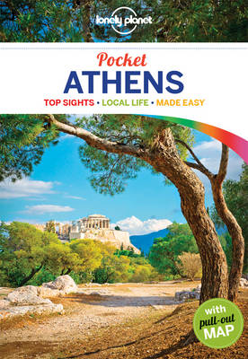 Lonely Planet Pocket Athens - Travel Guide (Paperback)