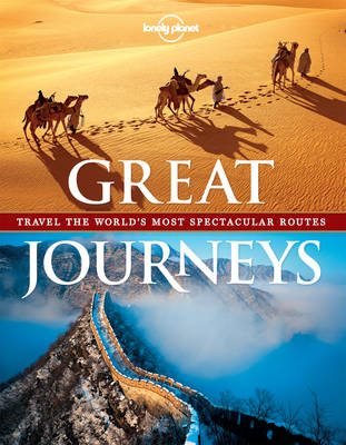 Great Journeys - Lonely Planet (Paperback)