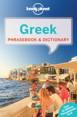 Lonely Planet Greek Phrasebook & Dictionary - Phrasebook (Paperback)