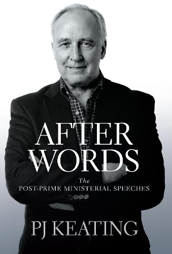 After Words: The post-Prime Ministerial speeches (Paperback)