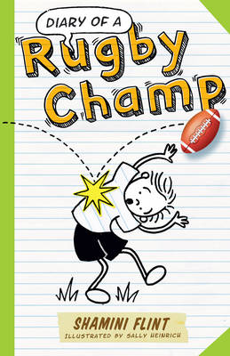 Diary of a Rugby Champ - DIARY OF A... 3 (Paperback)