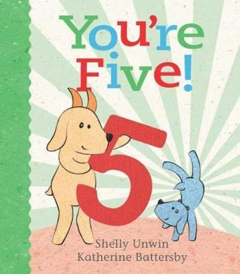 You're Five! (Hardback)