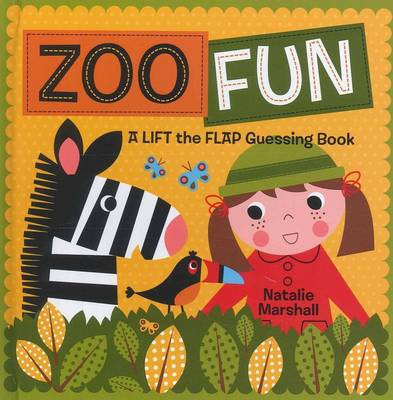 Zoo Fun! Lift the Flap (Board book)