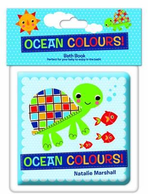 Ocean Colours Bath Book (Bath book)