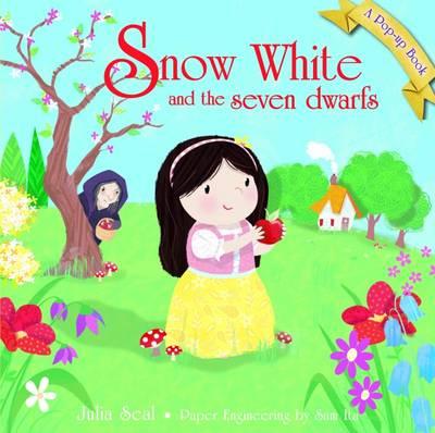 Classic Fairytale Pop-Up - Snow White (Hardback)