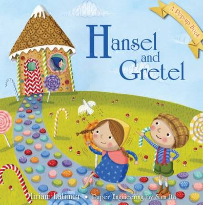 Classic Fairytales Pop-Up - Hansel and Gretel (Hardback)