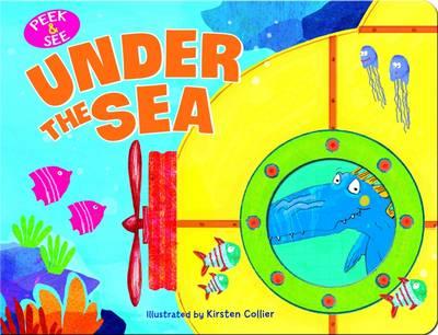 Peek & See: Under the Sea (Board book)