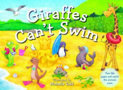 Giraffes Can't Swim (Board book)