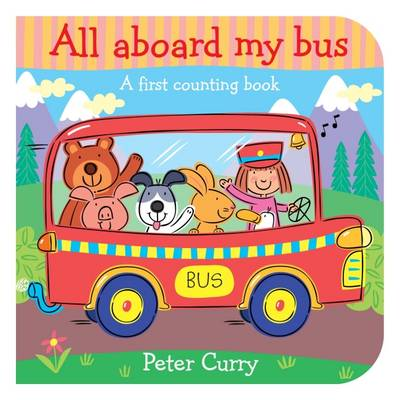 All Aboard My Bus (Board book)